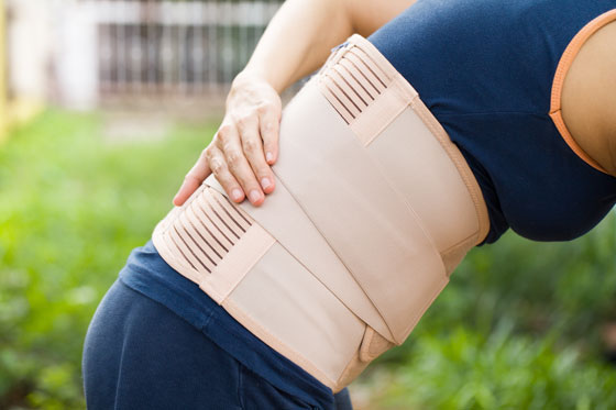 Lower Back Support Brace: How Can It Help Treat Back Injury?